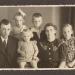 Karsjen Y Tamminga en echtgenote Pietje N140 met kinderen