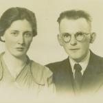 Meile Y. Tamminga (N144) en Baukje Talstra