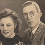 Grietje Y. Tamminga (N147) en Reinder Lont