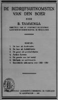 Voorpagina's van artikel en brochure twee broers Tamminga