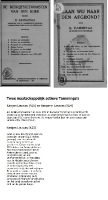 Voorpagina's van artikel en brochure Tamminga_1