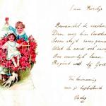 Gedichtje uit poeziealbum van Froukje Tamminga N271