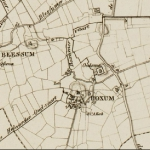 Eekhoff en topografische atlas Boksum
