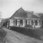 Koemelkerij van Meile Wesbonk Spanjaardslaan 14 te Leeuwarden